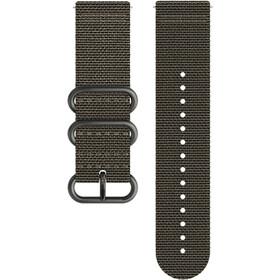 Suunto Traverse Alpha Bracelet de montre Textile, foliage
